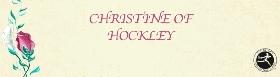 Visit the Christine's of Hockley website
