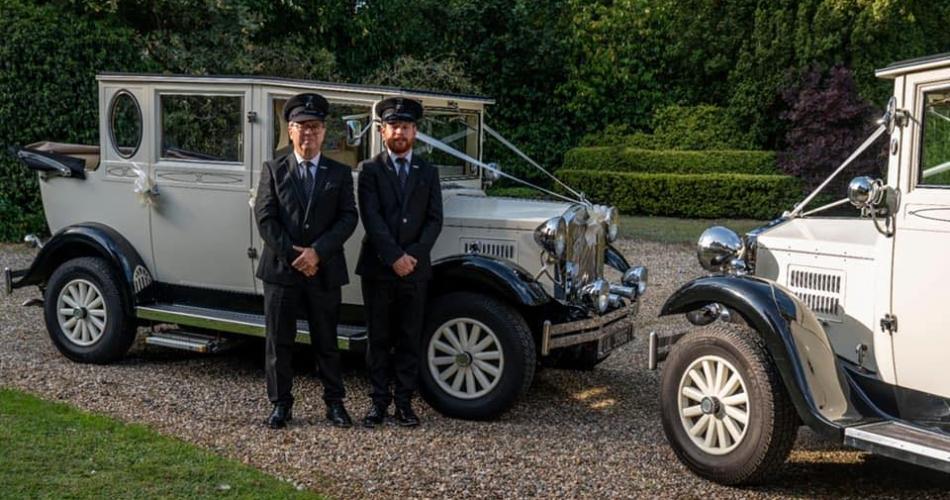 Image 1: Vintage Dreams Wedding Cars