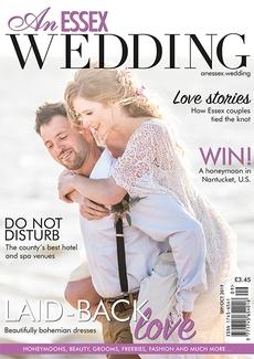 Issue 88 of An Essex Wedding magazine