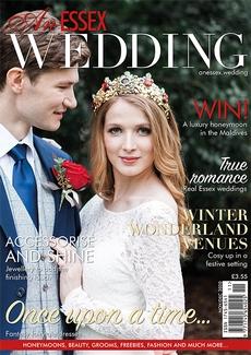 Issue 95 of An Essex Wedding magazine