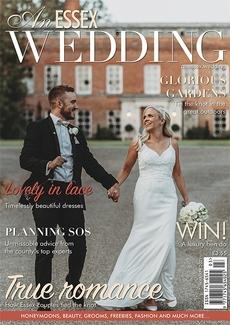 Issue 97 of An Essex Wedding magazine