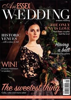 Issue 98 of An Essex Wedding magazine
