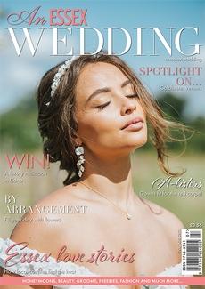 Issue 99 of An Essex Wedding magazine