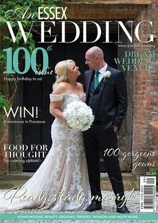 Issue 100 of An Essex Wedding magazine