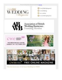 An Essex Wedding magazine - July 2021 newsletter