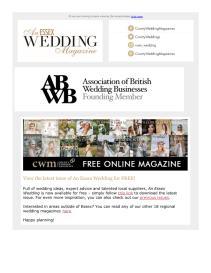 An Essex Wedding magazine - August 2021 newsletter