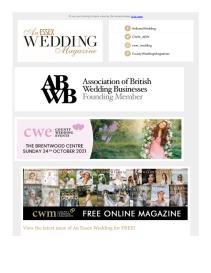 An Essex Wedding magazine - October 2021 newsletter