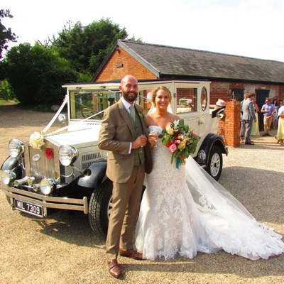 Get advice from Essex wedding transport company Vintage Dreams