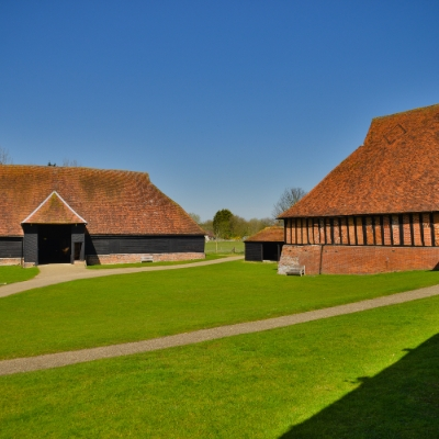 Cressing Temple Barns, Cressing