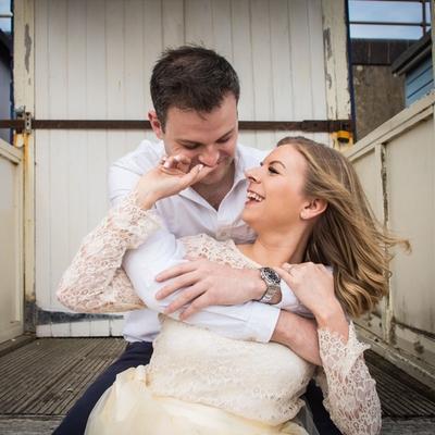 Meet Essex wedding photographer Beth Dowdell