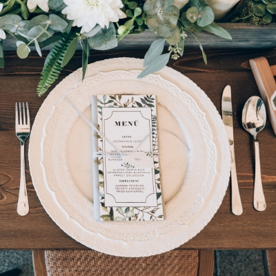 Dinner for one? Individual catering ideas for weddings in a pandemic