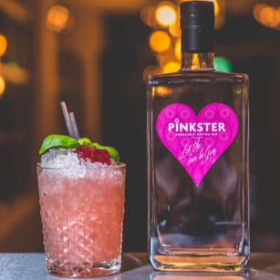Exclusive last minute Valentine's Day offers from Pinkster Gin