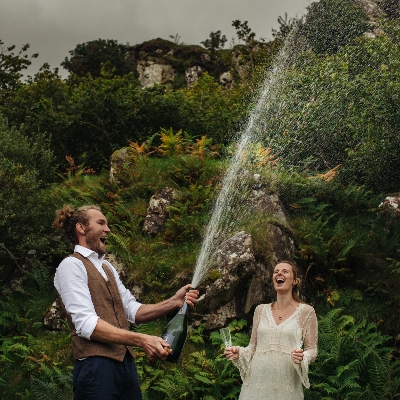 Best foodie wedding photos revealed