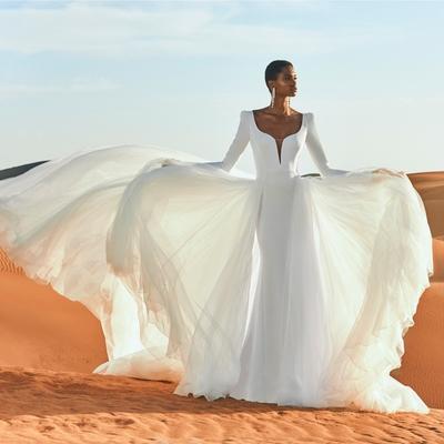 Pronovias launches EDEN, with sustainable #WeDoEco dresses