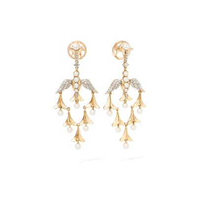 Annoushka x Temperley Bridal new fine jewellery collection launches